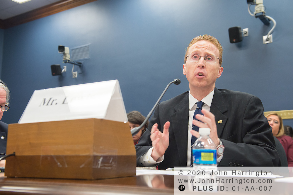 """Mr. Kyle Pomerleau, Mr. David Burton, Mr. Tim Reynolds and Troy K. Lewis, CPA, CGMA testify at the Committee on Small Business: """"Start-ups Stalling? The Tax Code as a Barrier to Entrepreneurship"""""""