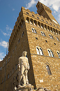 Fountain & Statue of Neptune - Plazza Della Signora - Florence Italy. .<br /> <br /> Visit our ITALY PHOTO COLLECTION for more   photos of Italy to download or buy as prints https://funkystock.photoshelter.com/gallery-collection/2b-Pictures-Images-of-Italy-Photos-of-Italian-Historic-Landmark-Sites/C0000qxA2zGFjd_k<br /> .<br /> <br /> Visit our EARLY MODERN ERA HISTORICAL PLACES PHOTO COLLECTIONS for more photos to buy as wall art prints https://funkystock.photoshelter.com/gallery-collection/Modern-Era-Historic-Places-Art-Artefact-Antiquities-Picture-Images-of/C00002pOjgcLacqI
