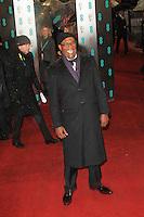 Samuel L Jackson, British Academy Film Awards BAFTA, Royal Opera House Covent Garden, London UK, 10 February 2013, (Photo by Richard Goldschmidt)