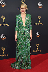 Sarah Paulson attends the 68th Annual Primetime Emmy Awards at Microsoft Theater on September 18, 2016 in Los Angeles, CA, USA. Photo by Lionel Hahn/ABACAPRESS.COM