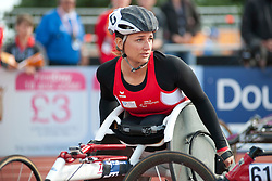 SCHAER Manuela, 2014 IPC European Athletics Championships, Swansea, Wales, United Kingdom