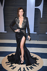 Catt Sadler attending the 2018 Vanity Fair Oscar Party hosted by Radhika Jones at Wallis Annenberg Center for the Performing Arts on March 4, 2018 in Beverly Hills, Los angeles, CA, USA. Photo by DN Photography/ABACAPRESS.COM