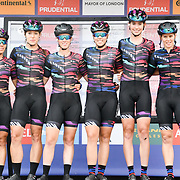 Canyon//SRAM Racing (Ger) photocall at Prudential RideLondon Classique at the Mall on 28 July 2018, London, UK,