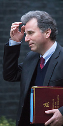 Downing Street, London, February 9th 2016.  Oliver Letwin arrives in Downing Street for the weekly cabinet meeting. ///FOR LICENCING CONTACT: paul@pauldaveycreative.co.uk TEL:+44 (0) 7966 016 296 or +44 (0) 20 8969 6875. ©2015 Paul R Davey. All rights reserved.
