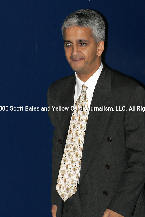 28 August 2006: Sunil Gulati. The National Soccer Hall of Fame Induction Ceremony was held at the National Soccer Hall of Fame in Oneonta, New York.