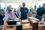 Burial Held For Unattended Veterans in Washington Crossing