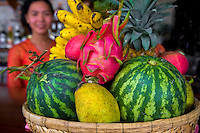 """The Vietnam Delta is such a fertile region of Vietnam that it is considered the """"breadbasket"""" of the country with its huge assortment of produce, fish and floating markets."""