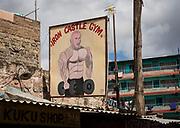 Iron Castle Gym, Dandora