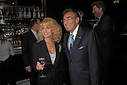 Jack and Julie Rogers. Conservative fund raising dinner hosted  by Marco Pierre White and Franki Dettori at  Frankie's. Knightsbridge. 17 January 2004. ONE TIME USE ONLY - DO NOT ARCHIVE  © Copyright Photograph by Dafydd Jones 66 Stockwell Park Rd. London SW9 0DA Tel 020 7733 0108 www.dafjones.com
