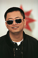 Hong Kong film director Wong Kar-Wai attending the UK premiere of his latest film entitled In the Mood for Love starring Maggie Cheung and Tony Leung. The premiere was the closing night film at this year's Edinburgh International Film Festival....
