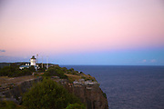 Sunset at Signal Station, Watsons Bay.