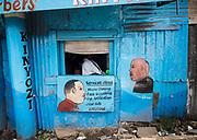 Kinyozi Barbers, Mathare
