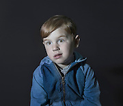 Exclusive Feature:<br /> <br /> For most parents, putting their child in front of a couple of episodes of Dora the Explorer or Peppa Pig is a vital part of the day for a couple of minutes of peace and quiet.<br /> However, a new captivating photo series is taking a 'darker look at our love to technology' to question what really happens to children's brains when they are saturated with television.<br /> 'Idiotbox' by New York-based Australian Donna Stevens is composed of images of children pulling ridiculous facial expressions as they stare at a television screen.<br /> <br /> She hopes the photo shoot encourages people to ponder such questions as 'Should we exhibit more caution about the role of technology in our children's lives? Is our techno-paranoia warranted? No matter what gadgetry we may possess and blame for our undoing, do our problems still just remain human?<br /> <br /> Ms Stevens said she would watch her two son's interaction with technology such as their iPad.<br /> 'I saw first-hand the power of the screen as it lulled them into a TV coma,' she said.<br /> <br /> During the photo shoots, the photographer was essentially invisible to the children.<br /> 'It's normally hard to get them to sit still, but it was no problem at all on this shoot,' she said.<br /> The children were all four years old and would each select a show from Netflix with Ms Stevens standing just off centre from the TV.<br /> Some of the TV shows were only five minutes long, but that was all it took for the child to enter a 'TV coma' and for Ms Stevens to get her shot.<br /> 'The process of taking the photos was very telling about the subject matter,' she said.<br /> 'They didn't notice me through the whole process.'<br />  Ms Steven's hopes the series will start a conversation about television's inescapable power in modern culture.<br /> 'I don't claim to be an authority, I just want to open up a dialogue,' she said. <br /> 'I think we all have a TV face!'<br /> ©Exclusivepix Media