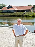 HOUTEN - Gerard Oudijk; voorzitter Nieuwegeinse GC. COPYRIGHT KOEN SUYK