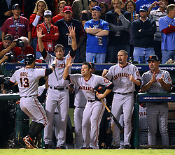 Game 5, 2010 World Series Champion Giants