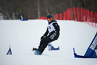 Snowboard Racing at Gunstock Mountain Resort. ©2017 Karen Bobotas Photographer