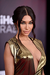 Chantel Jeffries attends the 2018 iHeartRadio Music Awards at the Forum on March 11, 2018 in Inglewood, California. Photo by Lionel Hahn/AbacaPress.com