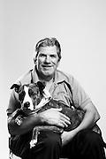 Norbert Goller Miller<br /> Dog: Abigail<br /> Army<br /> E-9<br /> Medical<br /> Nov. 1976 - Nov. 2014<br /> <br /> Veterans Portrait Project<br /> Fayetteville, NC