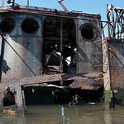 Boatyard April 9, 2005 visit