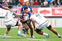 Daniel Kilioni - 16.05.2015 - Grenoble / Stade Toulousain - 25eme journee de Top 14<br />Photo : Jack Robert / Icon Sport