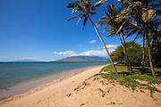 Kalama Beach, Kihei, Maui, Hawaii