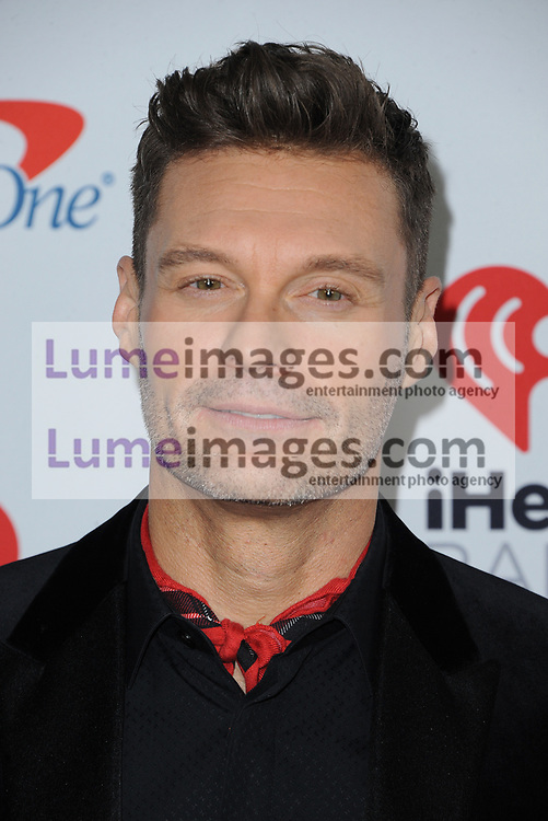 Ryan Seacrest at the KIIS FM's Jingle Ball 2019 held at the Forum in Inglewood, USA on December 6, 2019.