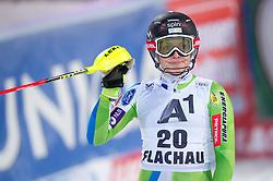 Ana Bucik (SLO) during the 7th Ladies' Slalom of Audi FIS Ski World Cup 2016/17, on January 10, 2017 at the Hermann Maier Weltcupstrecke in Flachau, Austria. Photo by Martin Metelko / Sportida