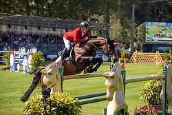 Ehning Marcus, GER, Stargold<br /> European Championship Riesenbeck 2021<br /> © Hippo Foto - Dirk Caremans<br />  03/09/2021