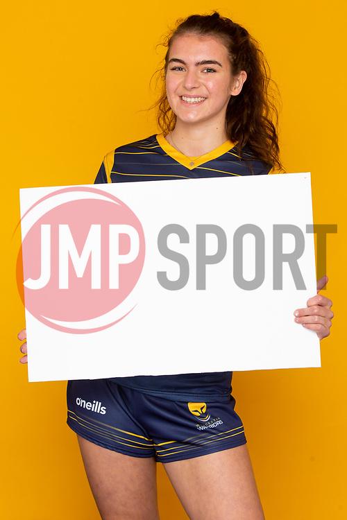 Cara Clarke of Worcester Warriors Women - Mandatory by-line: Robbie Stephenson/JMP - 27/10/2020 - RUGBY - Sixways Stadium - Worcester, England - Worcester Warriors Women Headshots