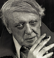 Anthony Burgess in 1987 in Monaco