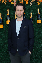 June 3, 2017 - Jersey City, NJ, USA - June 3, 2017 Jersey City, NJ..Matthew Rhys attending the Veuve Cliquot Polo Classic at Liberty State Park on June 3, 2017 in Jersey City, NJ. (Credit Image: © Kristin Callahan/Ace Pictures via ZUMA Press)