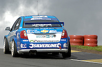 2009 British Touring Car Championship.  Knockhill, Fifth, United Kingdom.  15th-16th August 2009.  (2) - Mat Jackson (GBR) - Racing Silverline Chevrolet Lacetti.  World Copyright: Peter Taylor/PSP. Copy of publication required for printed pictures. Every used picture is fee-liable.