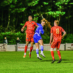 Swindon Supermarine hosts the Met police at the Webbswood stadium. Nail biting action sees Swindon Supermarine Zak Kotwica take the lead in the 27th minute as the game erupts with jam packed action. The second half sees Jack Lee in possession sprint down the wing passes to his team mate again Kotwica with a one on one with Met police goal keeper Rhys Forster to take the lead 2-0. A high octane game see the Met poilce take one back in the 50th. As the clock was ticking on it was one last chance for the boys in blue only for Martin Horsell to get his finger tips in a out standing save. A corner kick from the Met police fizzles out to nothing final score 2-1 to Swindon Supermarine
