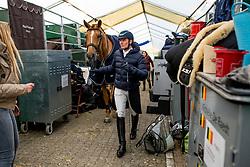 Devroe Jeroen, BEL, Hyrano<br /> Jumping Mechelen 2019<br /> © Hippo Foto - Sharon Vandeput<br /> 28/12/19