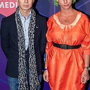 NLD/Amsterdam/20190613 - Inloop uitreiking De Beste Social Awards 2019, .... en Tatanka Hodes