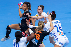 20181214 FRA: Women European Handball Championships France - Netherlands, Paris