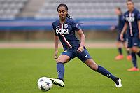 Marie Antoinette Katoto - 26.04.2015 - Paris Saint Germain / Wolfsbourg - 1/2Finale Champions League feminine<br />Photo : Andre Ferreira / Icon Sport