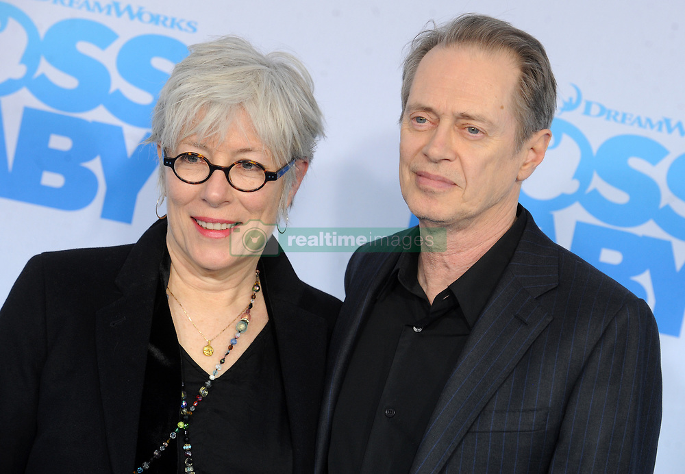Jo Andres and Steve Buscemi attending The Boss Baby premiere at AMC Loews Lincoln Square 13 theater on March 20, 2017 in New York City, NY, USA. Photo by Dennis Van Tine/ABACAPRESS.COM