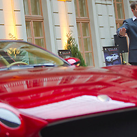 Vulca S Luxury Sports Car presented