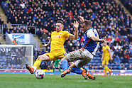 Blackburn Rovers v Preston North End 020416