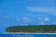 Tobi Island, Southwest Islands, Palau or Belau, Micronesia, ( Western Pacific Ocean )