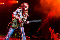 SOJA at Wolf Trap Center for the Performing Arts (sold out), Wolf Trap, VA, July 2013 (photo: John Shore)