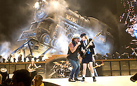 AC/DC performs at the Sommet Center in Nashville, Tennessee on Saturday, Januaryac 31, 2009. (Photo by Frederick Breedon) Photo © Frederick Breedon. All rights reserved. Unauthorized duplication prohibited.
