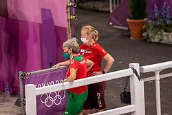 Team Portugal<br /> Olympic Games Tokyo 2021<br /> © Hippo Foto - Dirk Caremans<br /> 27/07/2021
