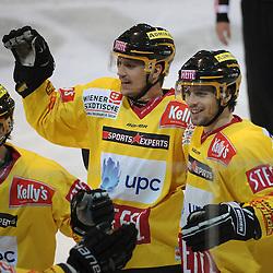 20100311: AUT, EBEL league, Semifinals, Black Wings Linz vs Vienna Capitals