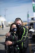 January 30-31, 2021. IMSA Weathertech Series. Rolex Daytona 24h:  Rene Sueltzner, Head of Lamborghini Aftersales, GRT Grasser Racing Team Lamborghini Huracan GT3, Orange 1 Racing, GTD mechanic, Nicole