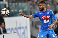 Lorenzo Insigne Napoli <br /> Torino 22-04-2018 Allianz Stadium Football Calcio Serie A 2017/2018 Juventus - Napoli Foto Andrea Staccioli / Insidefoto