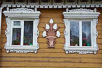 Russie, Souzdal (Suzdal), classé Patrimoine Mondial par UNESCO, ancien centre culturel et religieux faisant partie de l'Anneau d'Or // Russia, Rossiya, Vladimir Oblast, Golden Ring, Suzdal, Unesco world heritage
