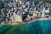 Shreaton Waikiki, Royal Hawaiian Hotel, Waikiki, Oahu, Hawaii