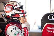 September 30-October 1, 2011: Petit Le Mans at Road Atlanta. 2 Dindo Capello, Audi R18, Audi Sport Team Joest